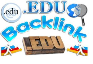 Get 15 US based edu backlinks for SEO