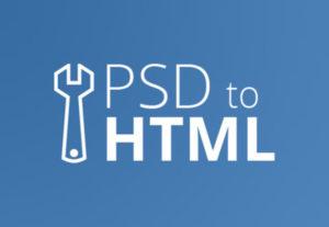 PSD to HTML5 Responsive Design