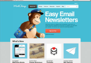 Code PSD to Responsive HTML Email, Mailchimp Template