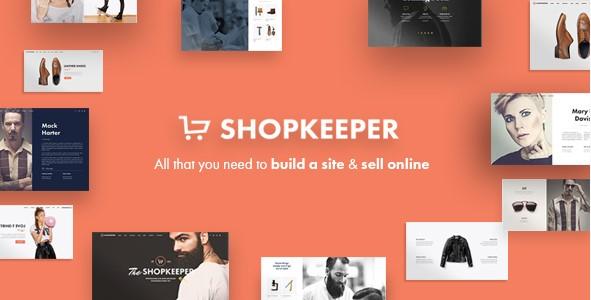 ShopkeeperResponsive