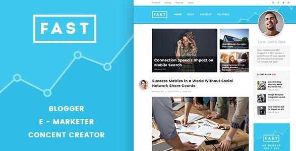 FastBlogWordPress