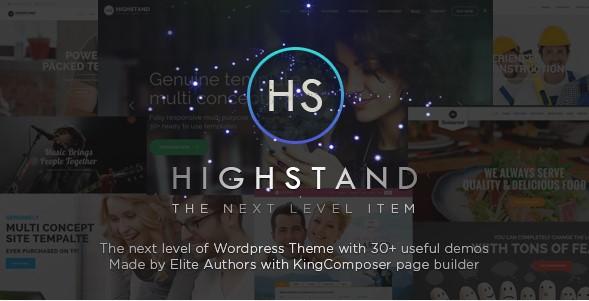 HighstandResponsive