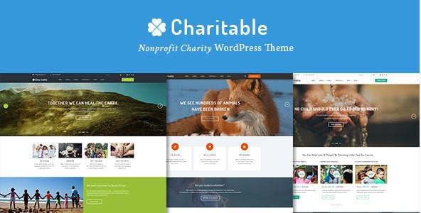Non Profit Organization WordPress Themes