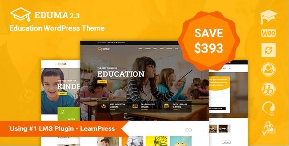 EducationWordPressTheme