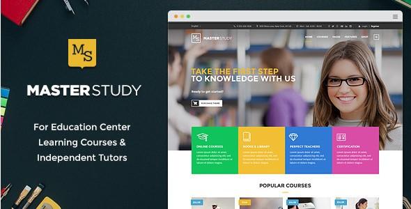 MasterstudEducation