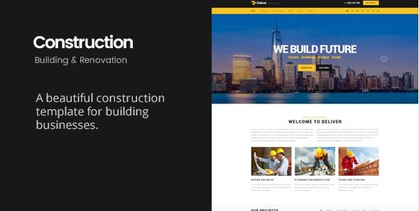 DeliverConstruction