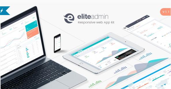 50+ Bootstrap HTML Admin Templates