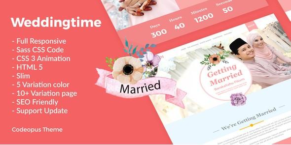 WeddingTimeResponsive