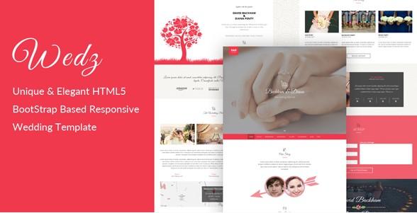 WedzResponsiveHTML