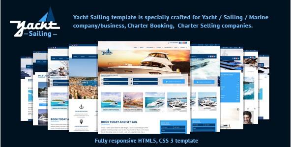 YachtSailingMarine