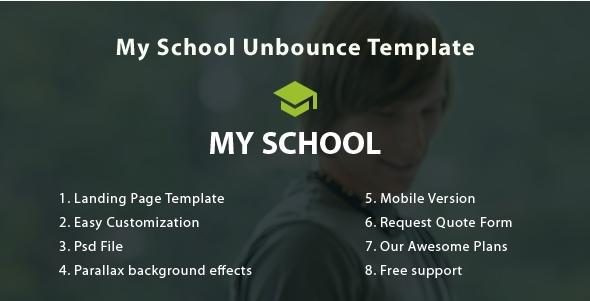 MySchoolUnbounce