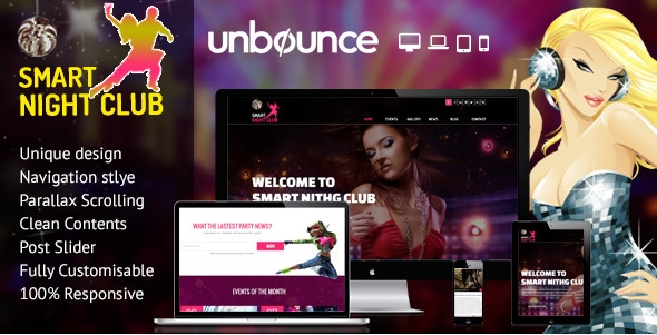 NightclubUnbounce