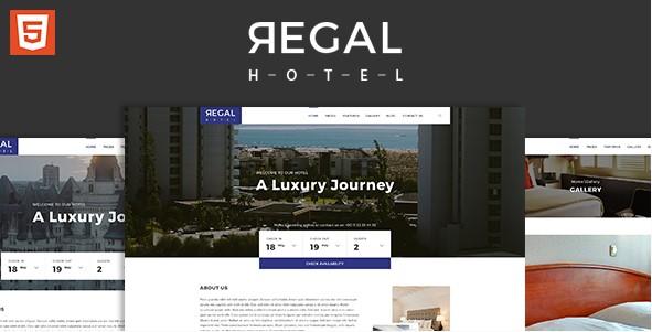 RegalHotelHTML