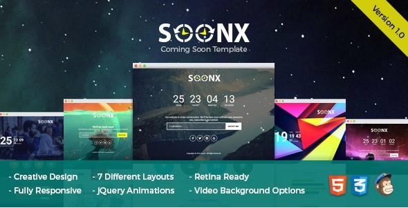 SoonXcomingSoon