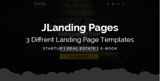 JLandingPages