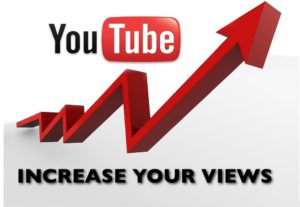 Increase youtube views by 20k and 500 likes