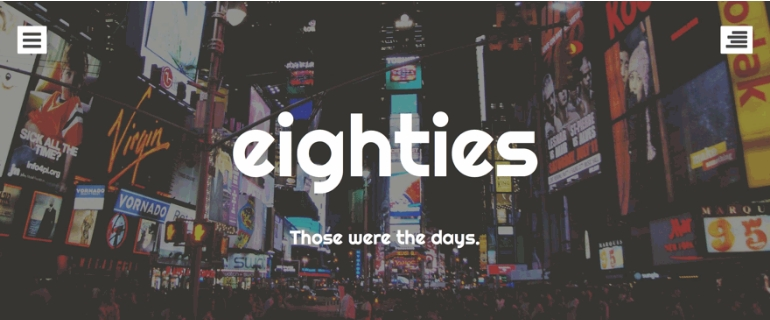 Eighties