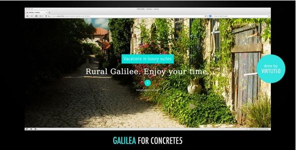 GalileaSmallHote