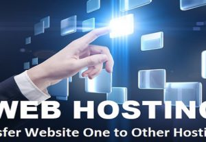 Move Your Website to Another Domain or Hosting