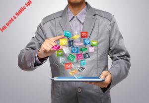 Hybrid mobile App create apk for responsive website