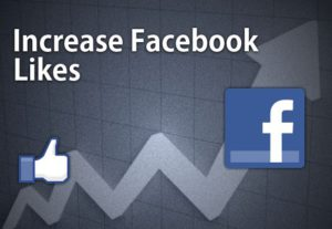 Increase 1000+ Facebook Fan Page Likes