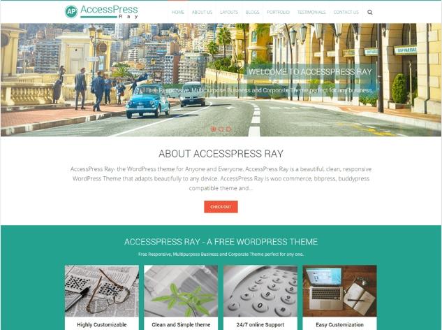AccessPressRay