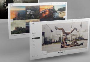 Design A PSD Website Pages