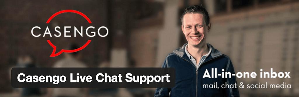 Casengo Live Chat