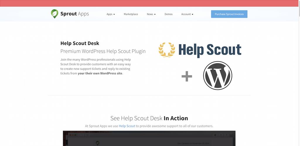Help Scout Desk