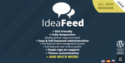 IdeaFeed – Interactive User Feedback System