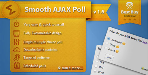 20 Jquery Php Poll Survey Vote Or Voting Scripts