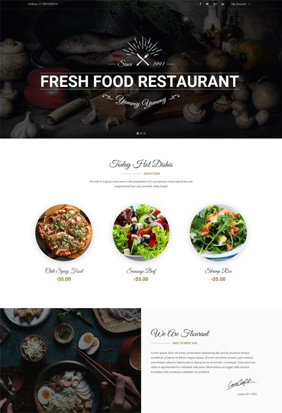 Restaurant WP Floury
