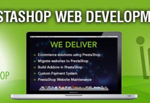Develop Or Customize A Prestashop Website