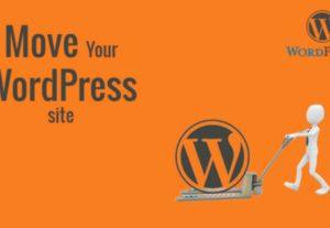 Transfer, Migrate, Move WordPress Website