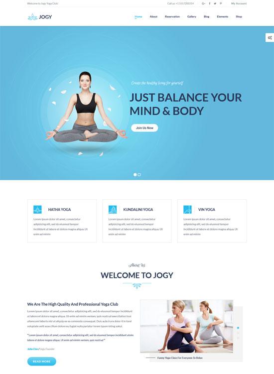 Jogy Yoga