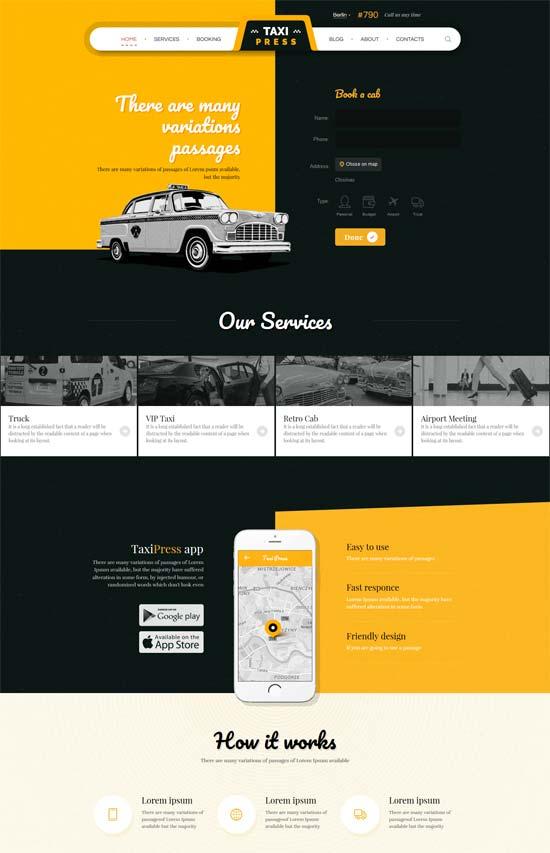TaxiPress