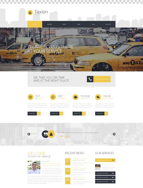 Fast and Furious Cabs